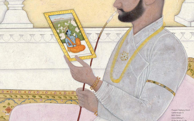 2007höfische Malerei Aus Indien Museum Rietberg